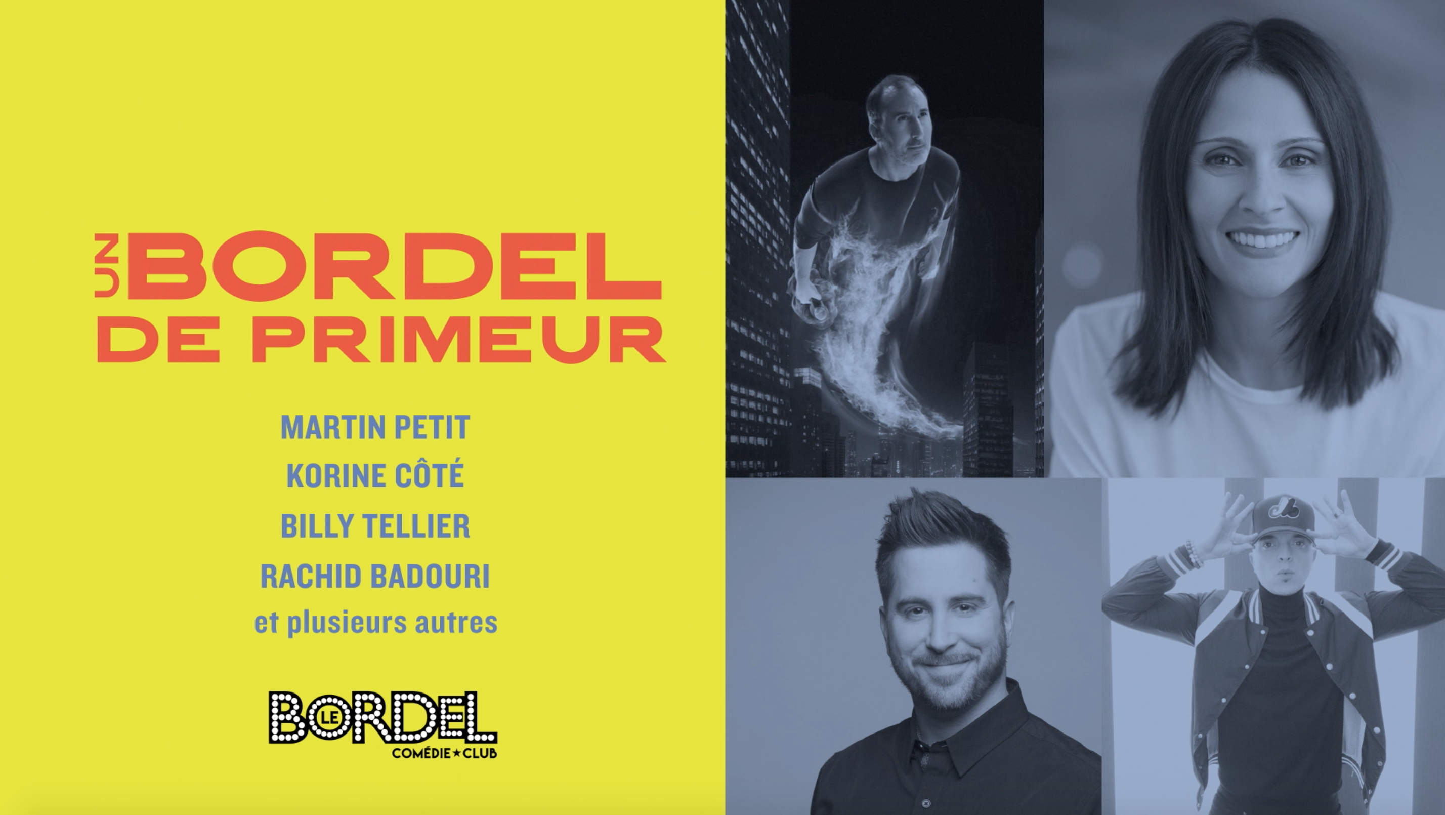Un Bordel de primeur – Billy Tellier